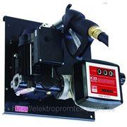 Насос для перекачки ДТ PIUSI Е 72-BS/Z 0,5 кВт 230V, 70 л/мин фото