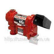Насос для заправки бензина FR1205, 12В, 55 л/мин, Tuthill Fill-Rite (США) фото