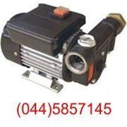 Насос дизельный 12,24 вольт для дизельного топлива фото