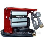 Колонка топливораздаточная для заправки дизельного топлива со счетчиком Hi-Tech-100 220V 100 л/мин фото