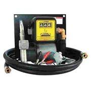 Топливораздаточная колонка заправки дизельного топлива с расходомером WALLSTATION 60, 24В, 60 л/мин фото
