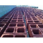 Блоки Сплитерный блок красный фото