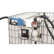 Комплект для перекачки жидкости Adblue SAD-1000M, для еврокуба 1000 литров фото