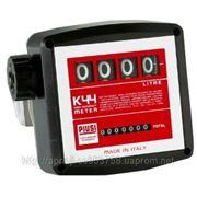 Расходомер дизельного топлива и масла, 20-120 л/мин, Piusi K-44 фото
