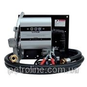 Топливораздаточная колонка для заправки дизельного топлива со счетчиком Wall tech, 220В, 60 л/мин фото