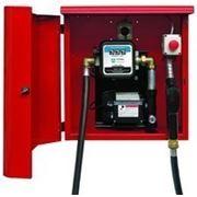 Топливораздаточная колонка для ДТ в металлическом ящике ARMADILLO 80, 220В, 80 л/мин. Колонка для ДТ фото