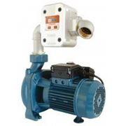 Центробежный насос SCG-150 с расходомером для учета дизельного топлива 220В, 150-250 л/мин фото