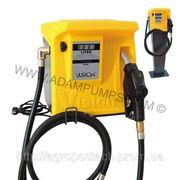 Заправочная колонка для дизельного топлива 60 л/мин VISION на пьедестале фото