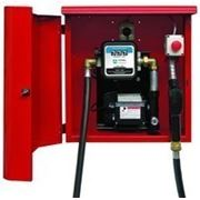 Топливораздаточная колонка для ДТ в металлическом ящике ARMADILLO 100, 220В, 100 л/мин. АЗС для ДТ фото