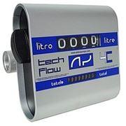 Счетчик учета выдачи дизельного топлива Tech Flow 4C, 20-120 л/мин, +/-1% фото