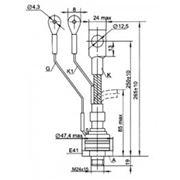 Тиристор ТБ371-200-14-632 фото