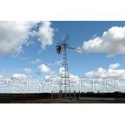 Ветронасос для подъема воды из скважин и водоемов фото