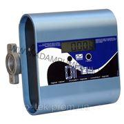 DI-FLOW 10—150 л/мин, +/-1% Электронный счетчик для дизельного топлива, масла фото