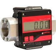 MGE 250, 10-250 л/мин, +/-0,5%, Электронный счетчик для дизельного топлива, масла, Испания. фото