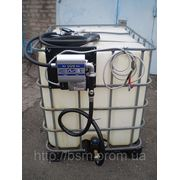 Заправка на базе еврокуба 60 литров/мин 12Вольт фото