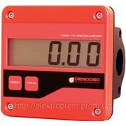 Электронный счетчик MGE 110 для дизельного топлива, масла, 5—110 л/мин, +/-1%, Испания фото