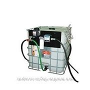 Заправочная система для дизельного топлива, на базе Еврокуба на 1000 литров фото