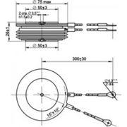 Тиристор ТБ153-1000-9-631, ТБ153-1000-9-641 фото