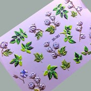 Anna Tkacheva, 3D-слайдер №383 «Цветы. Листья» фото