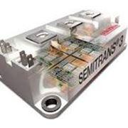 Транзисторный IGBT модуль SKM100GB12T4 фото