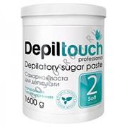 Depiltouch Depiltouch Сахарная паста для депиляции мягкая (Сахарная паста) 87714 1600 г фото