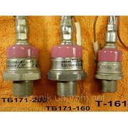 Тиристоры и Симисторы ТБ171-200-10.... ТБ171-160-7.... Т161 фото