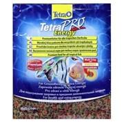 Корм для аквариумных рыб всех видов, чипсы Tetra TETRAPRO Energy 12 г фото
