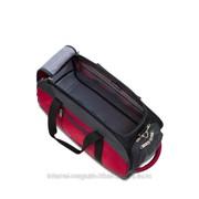 Сумка спортивная Swissgear, красная, 52х25х30 см, 39 л фото