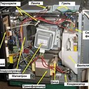 Ремонт микроволновых печей фото
