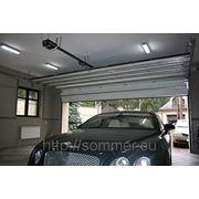 Ворота секционные, гаражные, складные, подъемные marathon 1100 SL фото