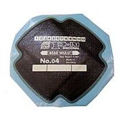 Заплата диагональная 120 мм. REMA TIP TOP PN04 фото