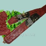 Колбаса сырокопченая Итальянская-престиж, первый сорт фото