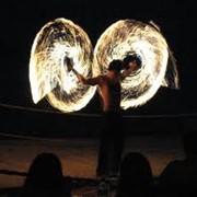 Огненное шоу и фаер шоу (фаершоу) фото