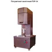 Полуавтомат закаточный ПЗР-34 для аптек фото