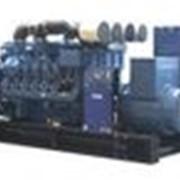 Электростанция SDMO X1400 фото