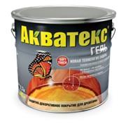 Защитно-декоративное покрытие АКВАТЕКС Гель фото