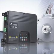 Преобразователи частоты для управления приводов дверей лифта Delta Electronics VFD-DD фото
