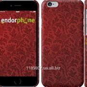 Чехол на iPhone 6 Чехол цвета бордо 2659c-45 фото