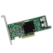 ASR-8885Q ADAPTEC 8 Int/8 Out, 12Gb/s SAS, Pcle 3.0 8X HBA; RAID0/1/10/5/6; 1024M; HDmSAS фото