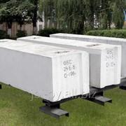 Блоки бетонные для стен подвалов зданий и сооружений фото