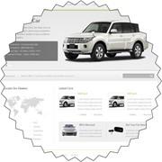 Создание сайта автосалона фото