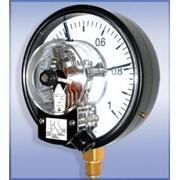 Манометры сигнализирующие с электроконтактной приставкой ДМ Сг 05 фото