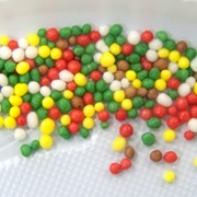 Посыпка сахаристая разноцвeт.НОНПАРЕЛЬ №1 (мешок 25 кг.) 80208 фото