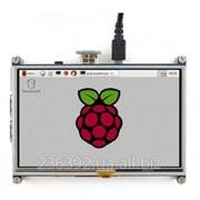 """Графічний дисплей TFT HDMI 5"""" 800×480 Raspberry Pi від WaveShare фото"""