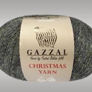 Пряжа Gazzal Christmas фото