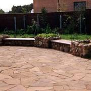 Садовые площадки фото
