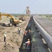 Строительство и монтаж водопровода фото