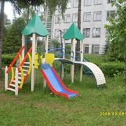 Комплекс игровой детский фото