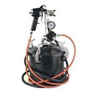 Красконагнетательный бак DP-6402 (объем 10 литра). В комплекте шланги и пистолет. фото