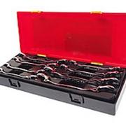 JTC-K6086 Набор ключей разрезных шарнирных 8 предметов JTC фото